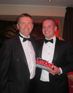 Jon wins Young Business Person of the year