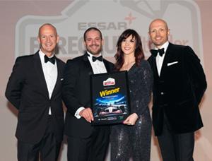 Langford wins awards